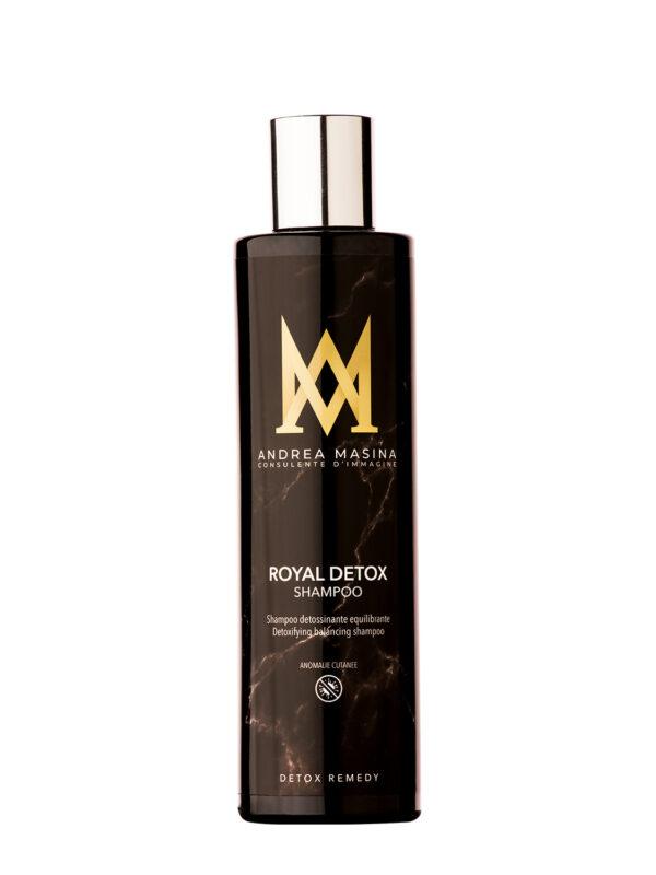ROYAL DETOX - Shampoo detossinante equilibrante