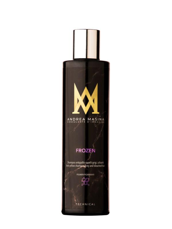 Shampoo – Antigiallo per biondi freddi